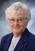 Sister Mary Reap, IHM, Ph.D.
