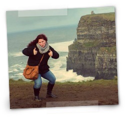 Amanda Thornley in Ireland