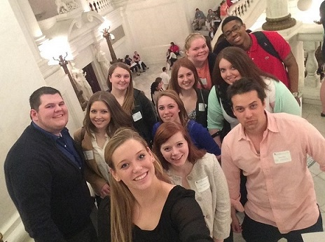 NASW-PA Legislative Advocacy Day 2015 in Harrisburg, PA