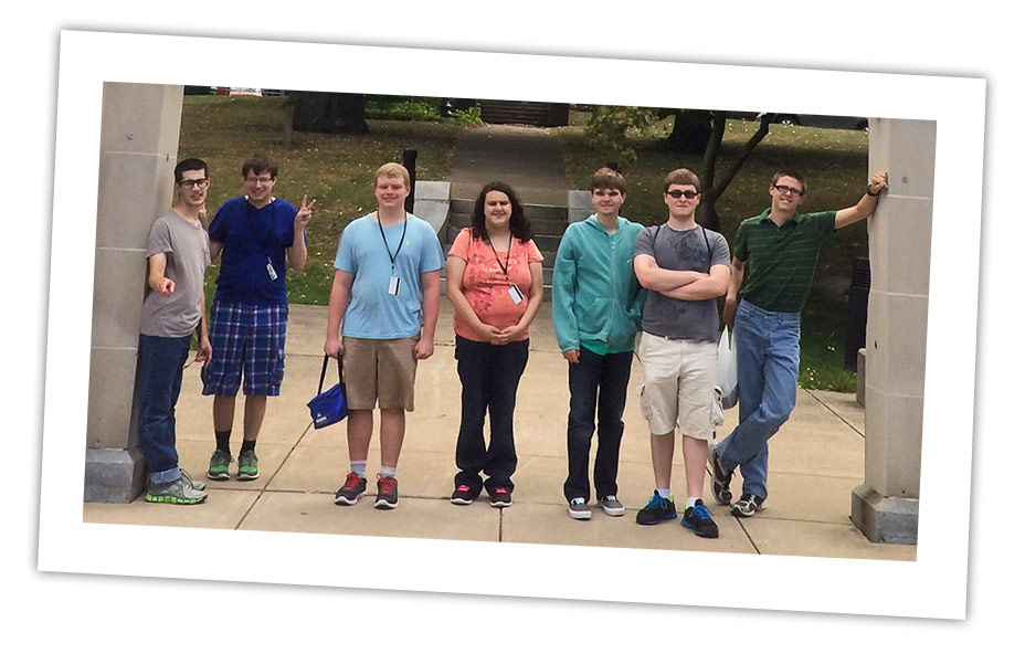 SOAR Students 2014 Group Photo