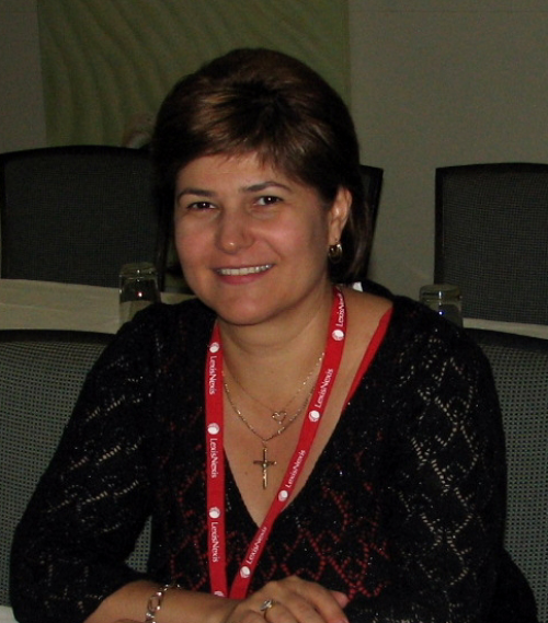 Rodica Zaharia (At-Large Member)