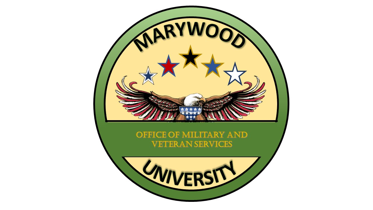 marywood university veteran services logo