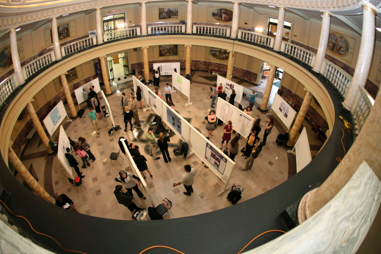 research forum rotunda