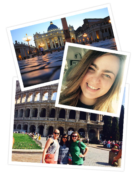 study abroad in Rome Italy
