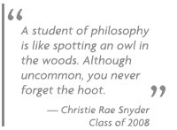 image of student quote
