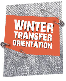 winter transfer orientation