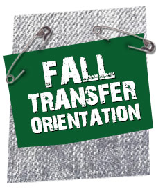 fall transfer orientation